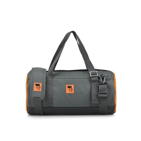 Túi thể thao Mikkor The Sporty Gymer Graphite/Orange