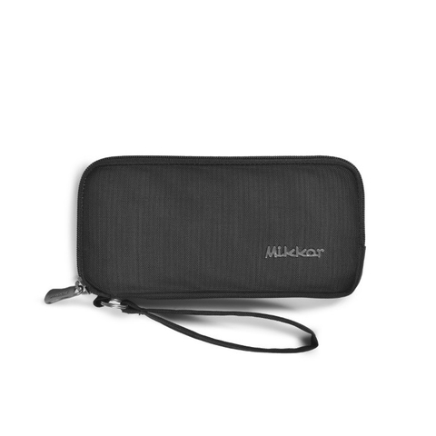 Mikkor Wallet The Ezra Black