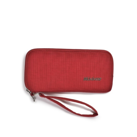Mikkor Wallet The Ezra Red