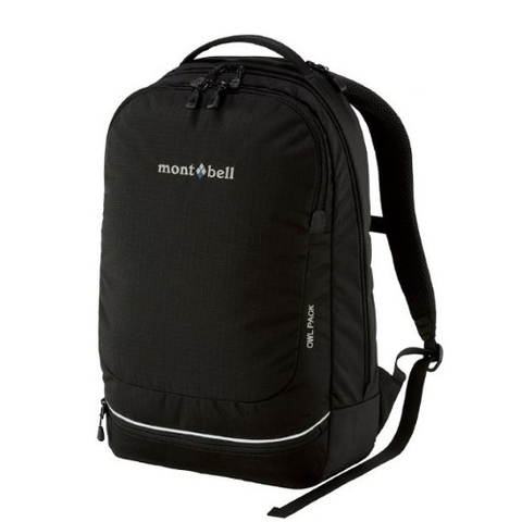 Mont-bell Owl Pack Backpack Black