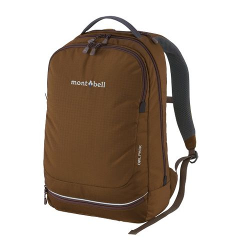 Mont-bell Owl Pack Backpack Moca