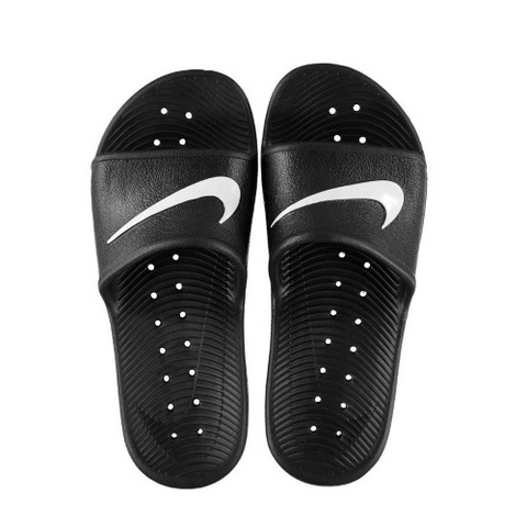 Dép đúc Nike Kawa Shower Black/White