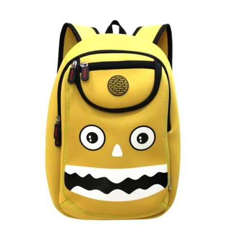 Balo cho bé Nohoo Monster NH006 Yellow