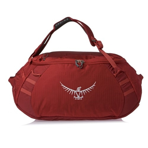 Osprey Transporter 65 Holdall Red