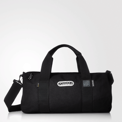 Outdoor Casual Duffel Bag Black