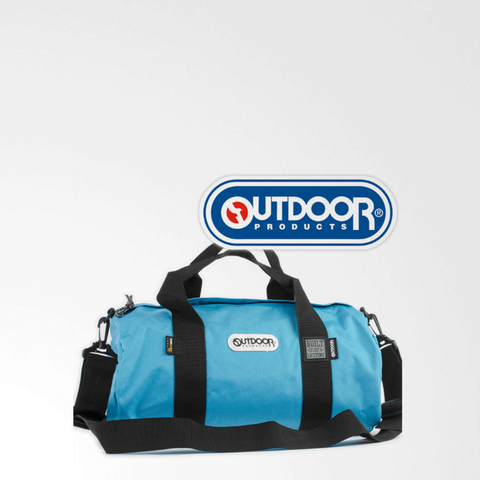 Outdoor Casual Duffel Bag Blue