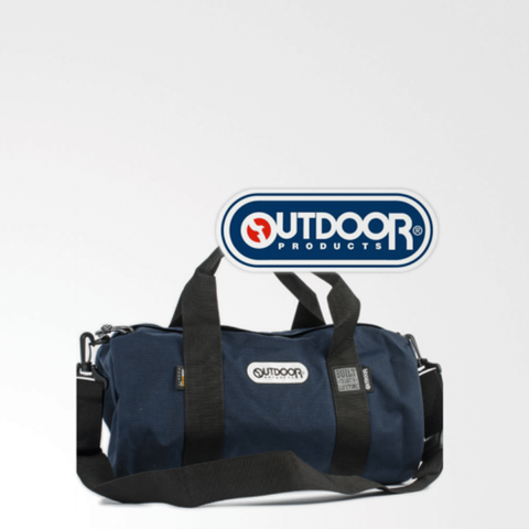 Outdoor Casual Duffel Bag Navy