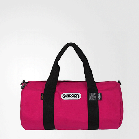 Outdoor Casual Duffel Bag Pink