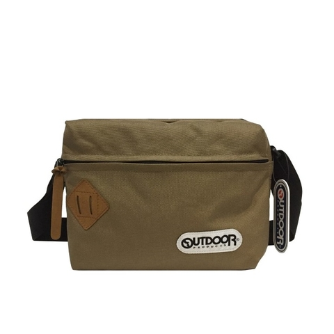 Outdoor Shoulder Bag Brown