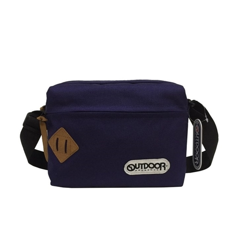 Outdoor Shoulder Bag Purple