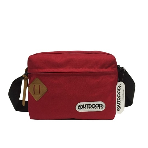 Outdoor Shoulder Bag Red