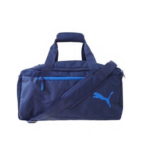 Puma Fundamentals Sports Bag Navy