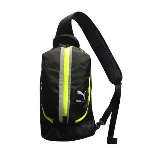 Puma Sport Body Bag PS01 Black/Neon