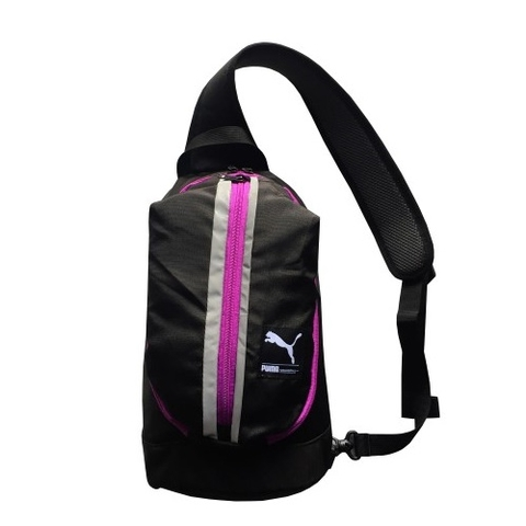 Puma Sport Body Bag PS02 Black/Purple