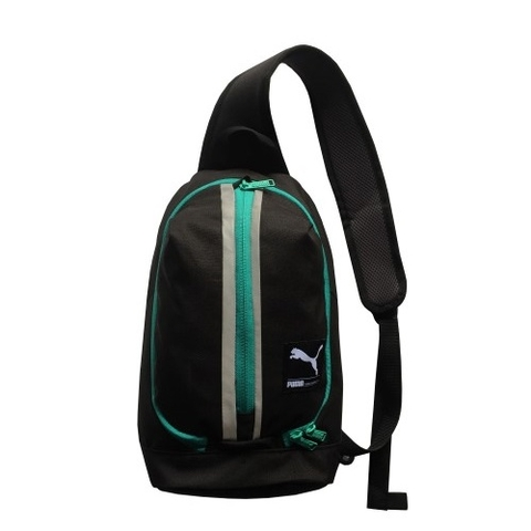 Puma Sport Body Bag PS03 Black/Pale Blue