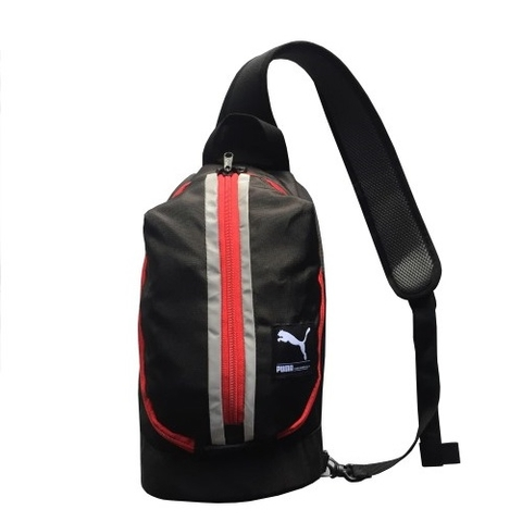 Puma Sport Body Bag PS04 Black/Red
