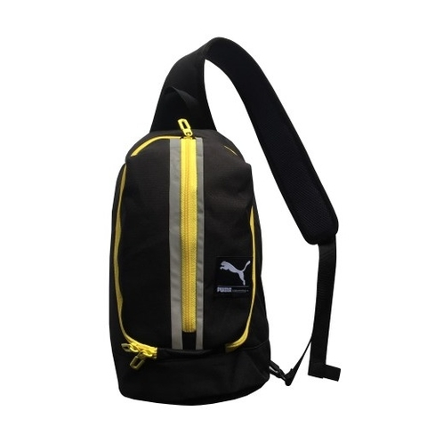 Puma Sport Body Bag PS05 Black/Yellow