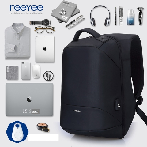 Balo Laptop Reeyee RY1003 Black