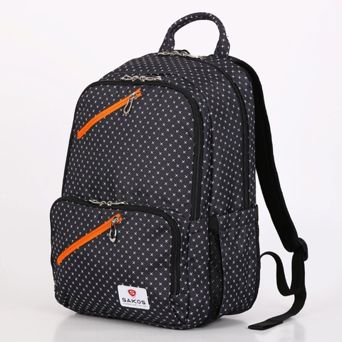 Sakos Neo Ajax I14 NG02 X Black/Orange