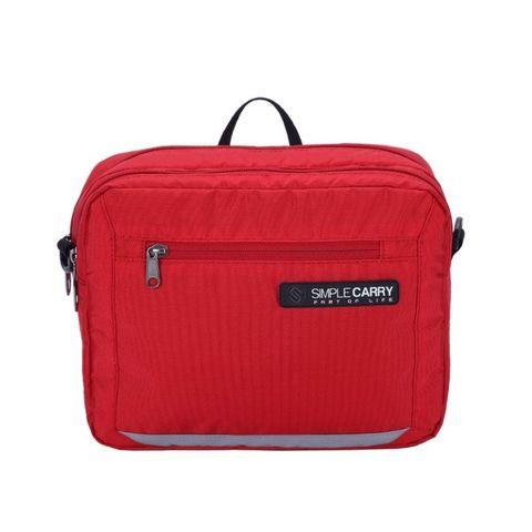 Túi Simplecarry Credo Simple Pouch Red