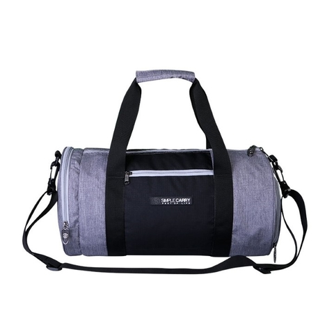 Simplecarry Gymbag Grey/Black