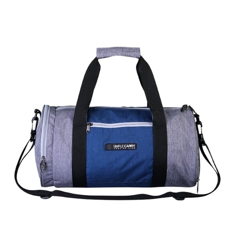 Simplecarry Gymbag Grey/Navy
