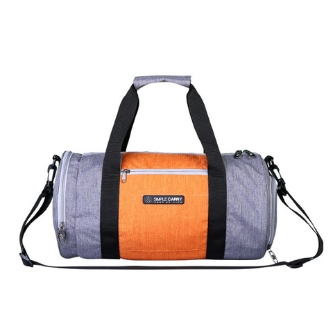 Simplecarry Gymbag Grey/Orange