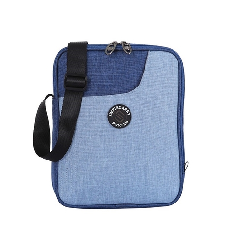Simplecarry LC Ipad Blue/Navy