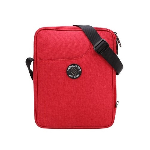 Simplecarry LC Ipad Red