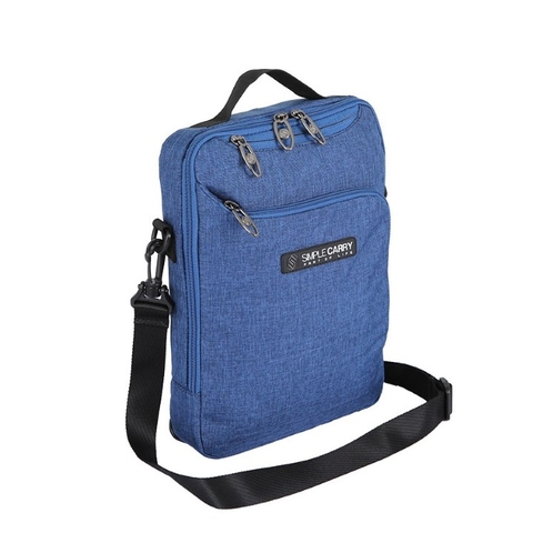 Simplecarry LC Ipad4 L.Navy