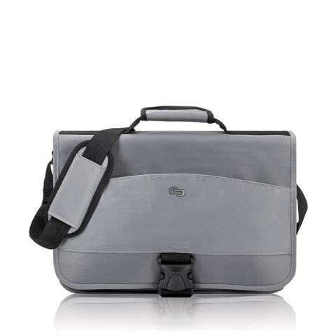 Solo 15.6″ Classic Expandable Grey