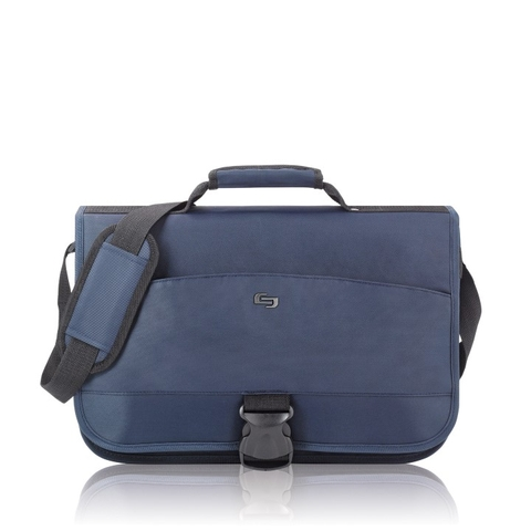 Solo 15.6″ Classic Expandable Navy