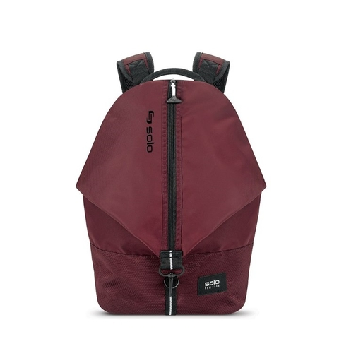 "Solo Varsity Peak 13.3"" Red"