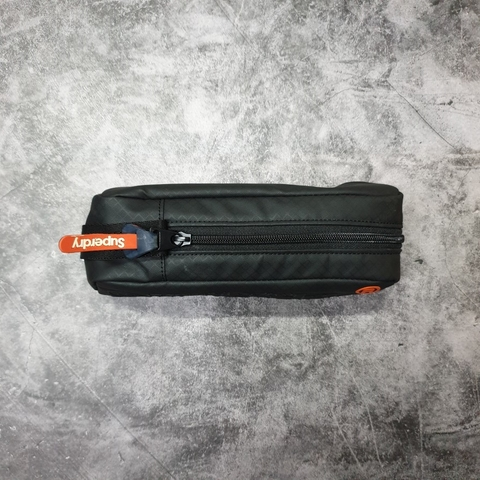 Superdry Academic Pencil Case Black