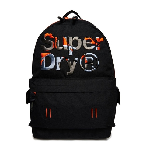 Superdry Motion Montana Rucksack Black