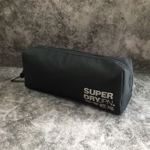 Superdry Pencil Case Black