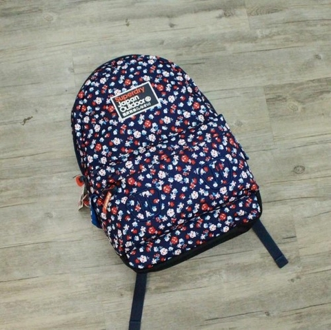 Superdry Silicone Montana Backpack Flower SMB01