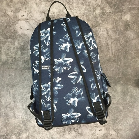 Superdry Silicone Montana Backpack SMB07