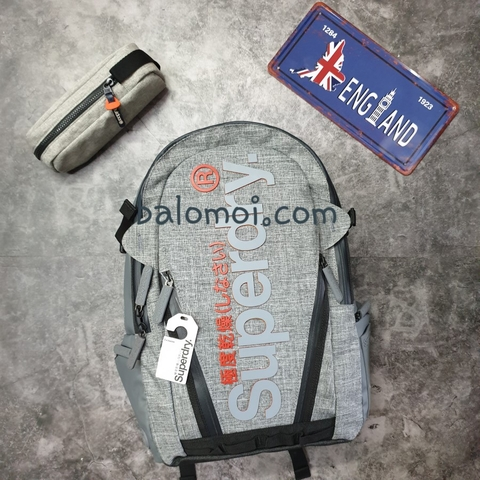 Superdry Tarp Backpack Grey