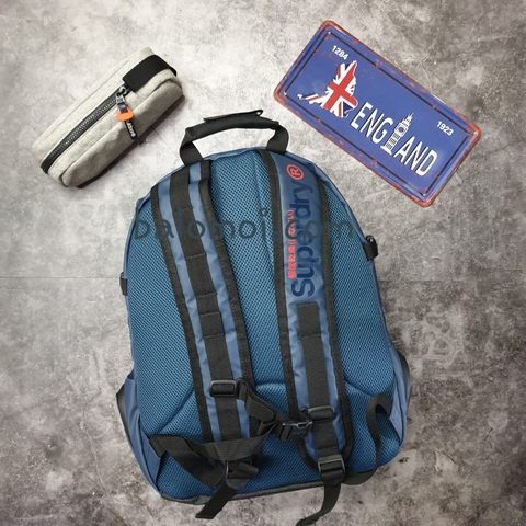 Superdry Tarp Backpack Navy