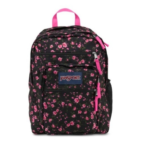 Jansport Big Student Backpack Pink Tea Rose