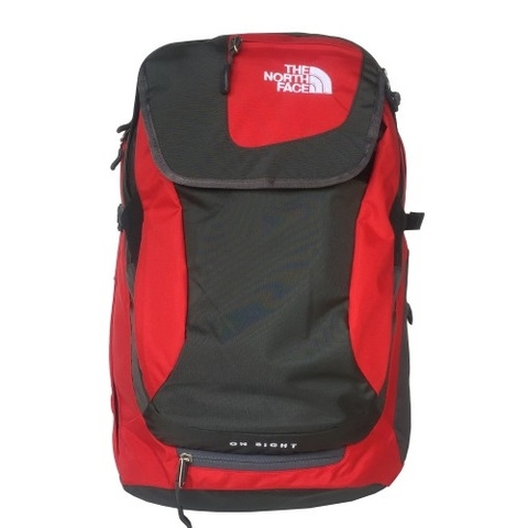 The Norh Face On Sight Backpack Black/Red