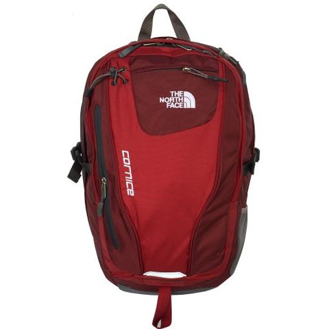 The North Face Cornice Backpack Red