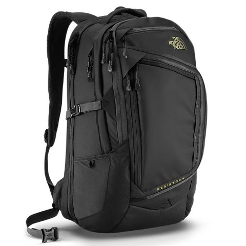 The North Face Resistor Charged Backpack Black