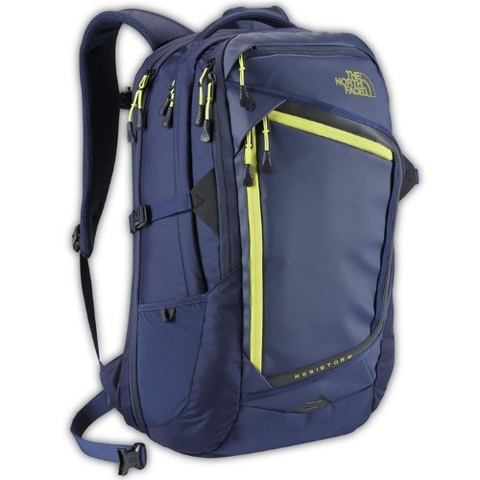 The North Face Resistor Charged Backpack Cosmic Blue
