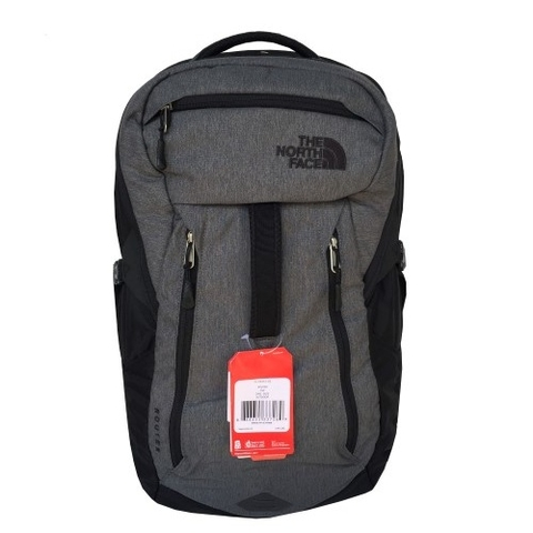 The North Face Router 2015 Backpack Black/D.Grey