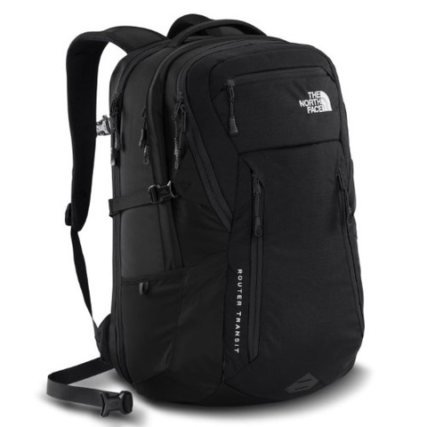 The North Face Router Transit Backpack Black