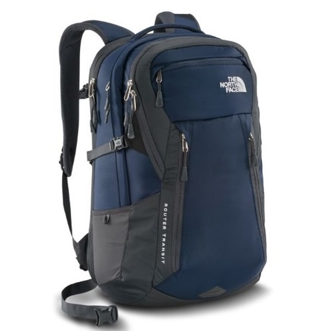The North Face Router Transit Backpack Comis Blue/Asphalt Grey