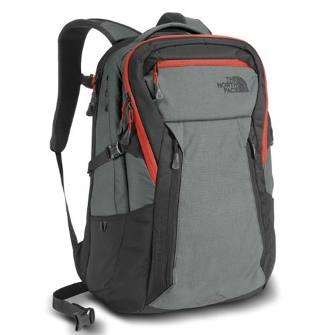 The North Face Router Transit Backpack Sedona Sage Grey/Asphalt Grey