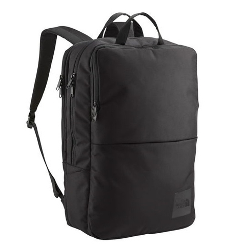The North Face Shuttle Daypack Backpack Black